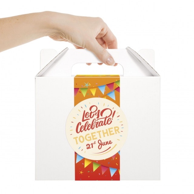 Gift Boxes – Carry Box – Party Edition