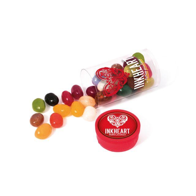Clear Tube Mini – The Jelly Bean Factory®