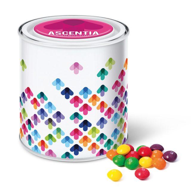 Large Paint Tin – Skittles