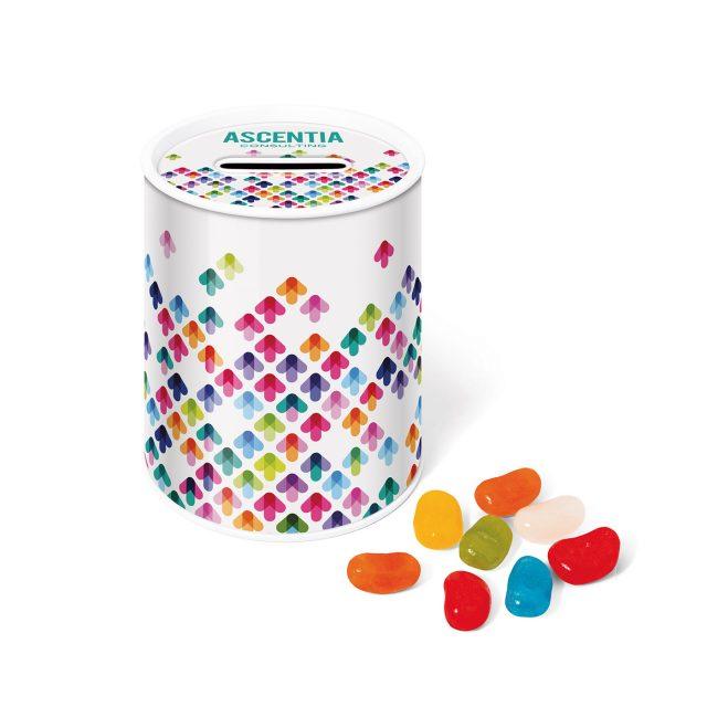 Money Tin – Jolly Beans