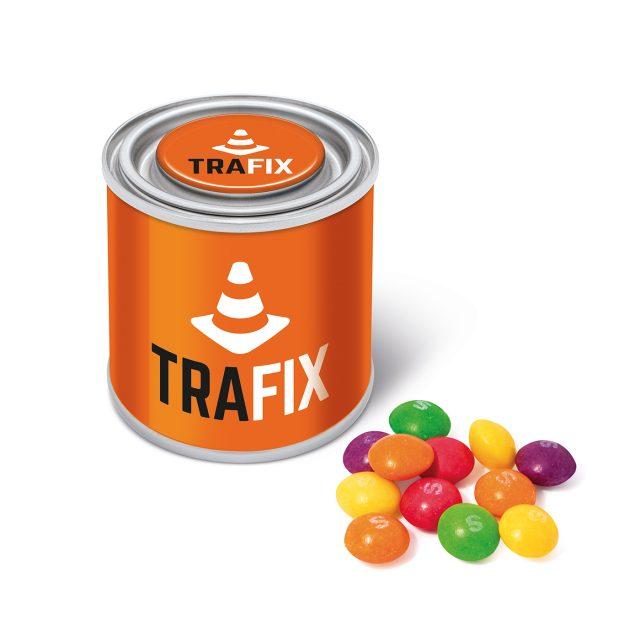Small Paint Tin – Skittles