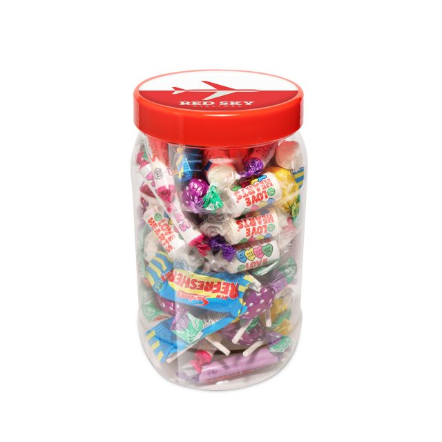 Large Sweet Jar – Retro Mix