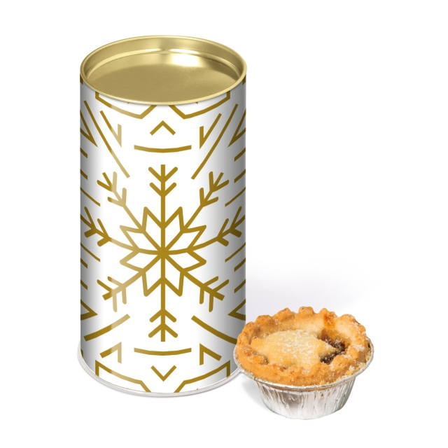 Winter Collection 2020 – Large Snack Tube – Mince Pies