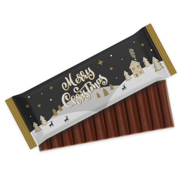 Winter Collection 2020 – 12 Baton – Chocolate Bar
