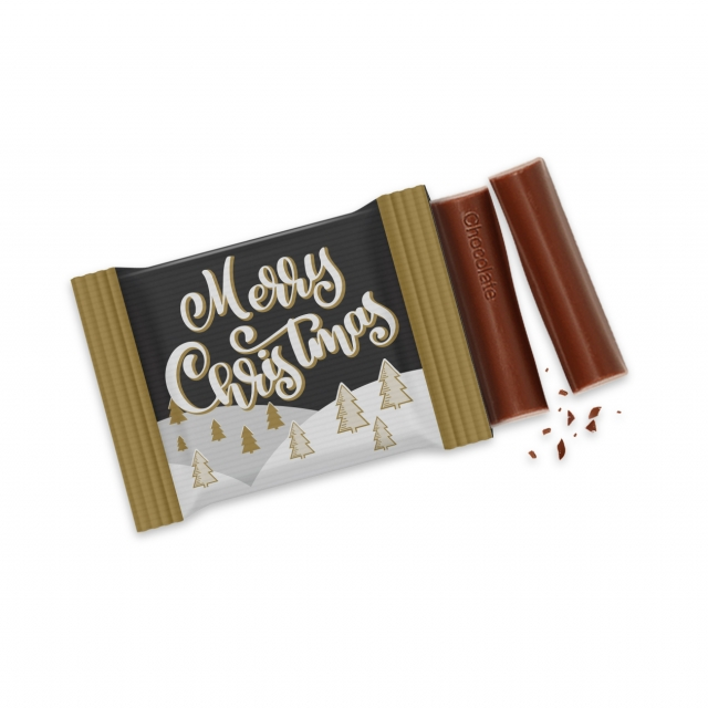 Winter Collection 2020 – 3 Baton – Chocolate Bar