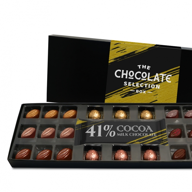 Gift Boxes – Chocolate Selection Box – Chocolate Truffles